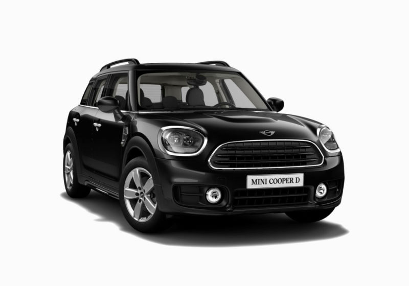 MINI Countryman 2.0 Cooper D Boost Midnight Black Km 0 M60BE6M-a