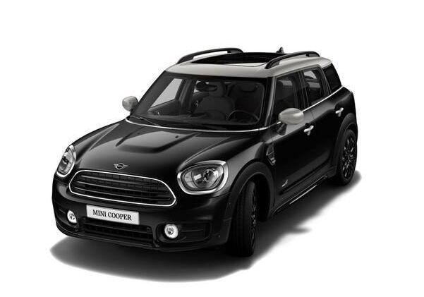 MINI Countryman 1.5 Cooper Hype Midnight Black Km 0 5R0BRR5-1-v1