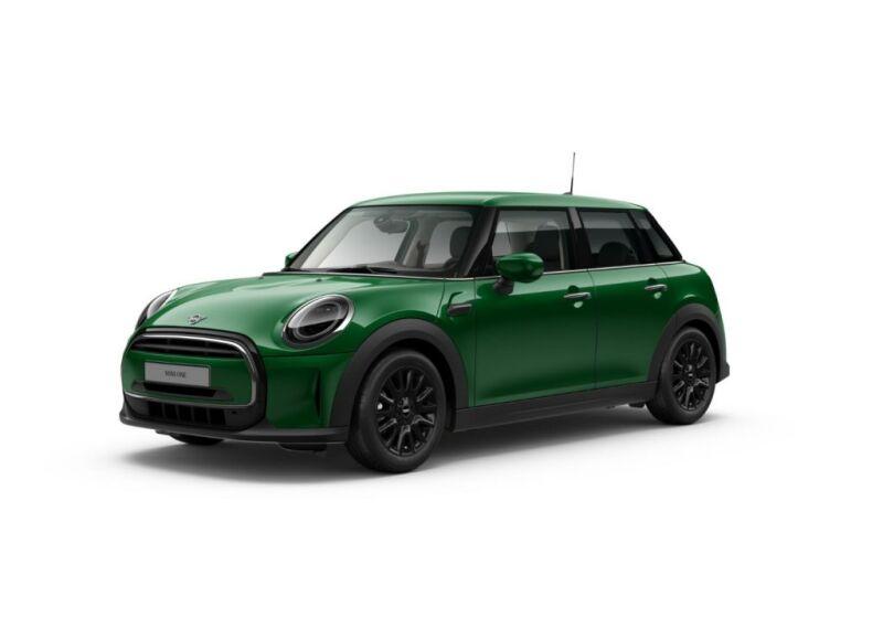 MINI One 1.5 Classic 5 porte British racing Green Da immatricolare YZ0CJZY-one5