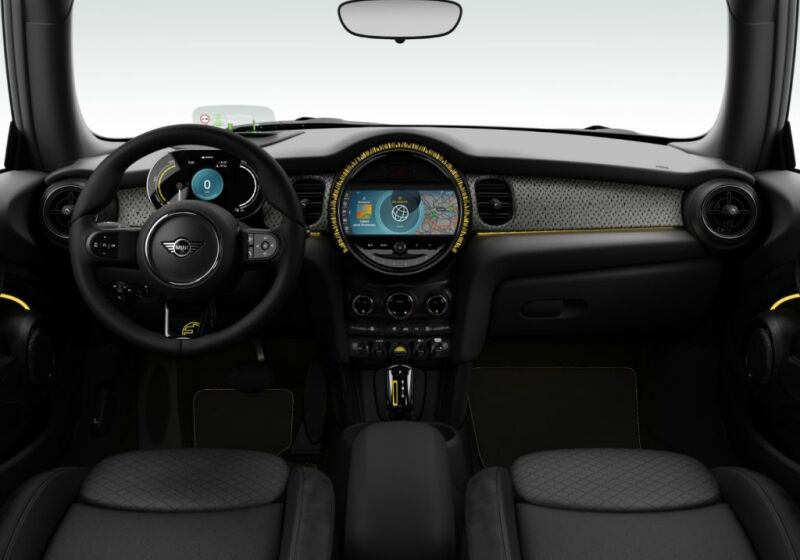 MINI Cooper SE 3p Cooper SE Enigmatic Black Km 0 250C452-se3
