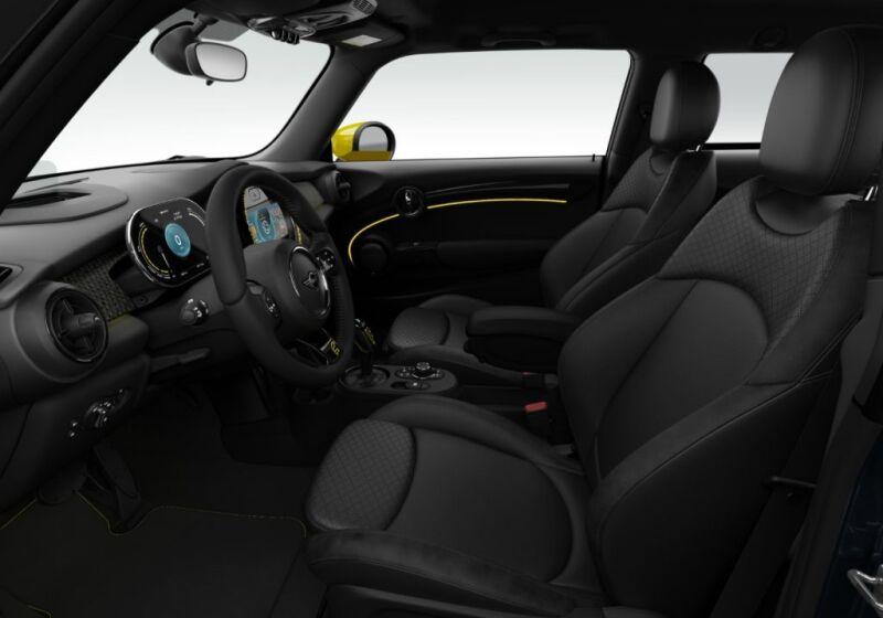 MINI Cooper SE 3p Cooper SE Enigmatic Black Km 0 250C452-se4