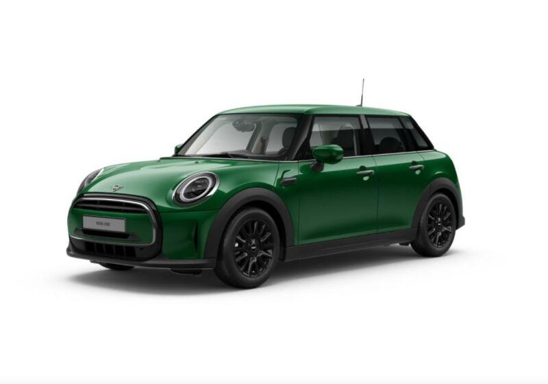 MINI One 1.5 Classic 5 porte British racing Green Da immatricolare GG0CKGG-schermata-2021-09-29-alle-11.27.42_2021_09_29_11_28_09