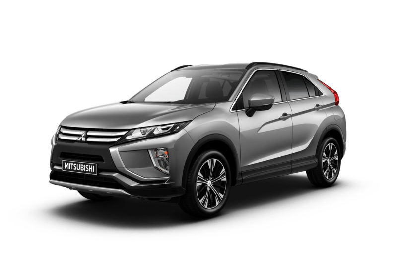 MITSUBISHI Eclipse Cross 2.2 Invite 4wd auto Sterling Silver Km 0 RS0B3SR-a