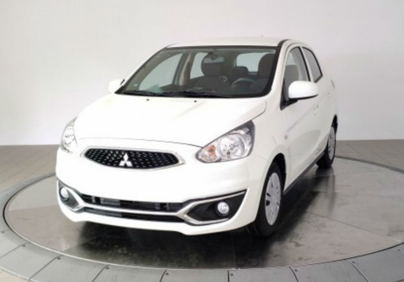 MITSUBISHI Space Star 1.0 Invite Polar White Km 0 ET0BDTE-a