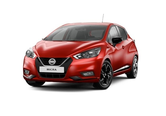 NISSAN Micra IG-T 92 Xtronic 5 porte N-Design Passion Red Km 0 DR0CCRD-a-v1