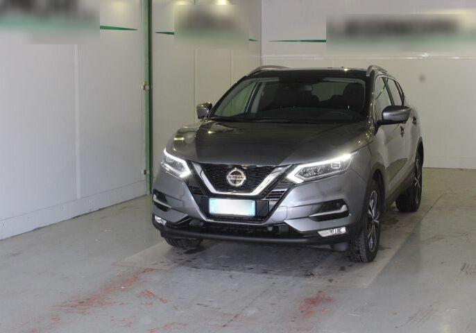 NISSAN Qashqai 1.5 dCi 115 CV N-Connecta Dark Metal Grey Usato Garantito TA0CFAT-a_censored