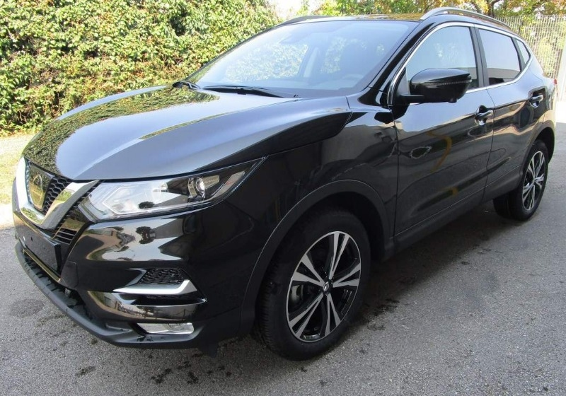 NISSAN Qashqai 1.5 dCi N-Connecta Black Metallic Km 0 PHK7C-a