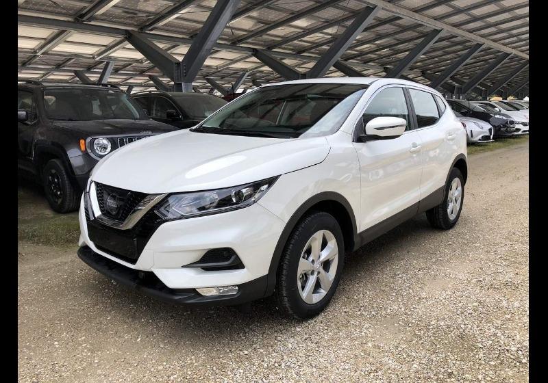 NISSAN Qashqai 1.6 dCi 2WD Acenta White Pearl Brilliant Km 0 SGKXM-a
