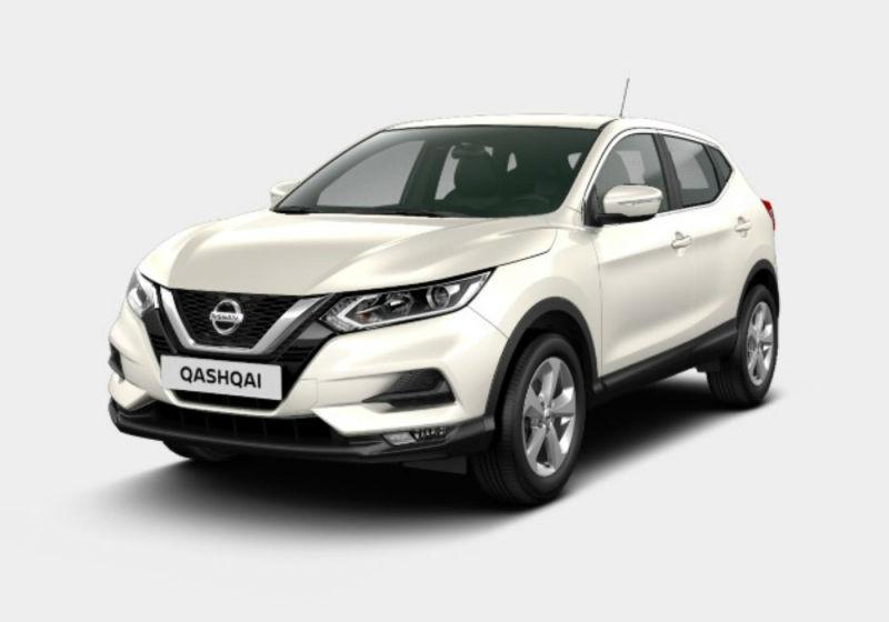 NISSAN Qashqai 1.7 dCi 150 CV 4WD CVT Business White Pearl Brilliant Km 0 MT0BDTM-a