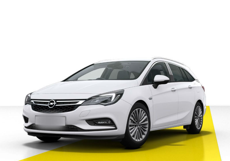 OPEL Astra 1.6 CDTi 110CV Start&Stop Sports Tourer Innovation Summit White Km 0 G70B67G-1-v3
