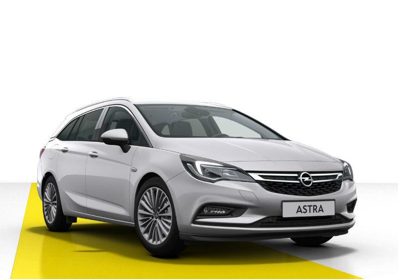 OPEL Astra 1.6 CDTi 110CV Start&Stop Sports Tourer Innovation Sovereign Silver Km 0 8E0BAE8-1