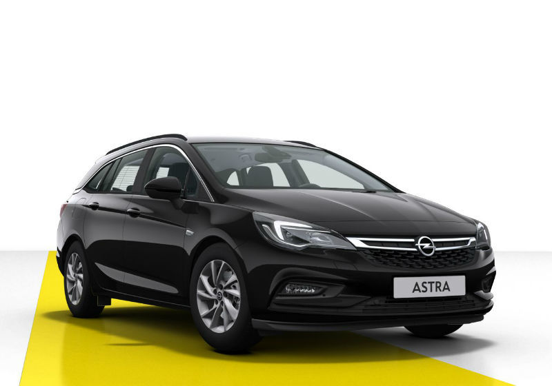 OPEL Astra 1.6 CDTi 136CV aut. Sports Tourer Business Mineral Black Km 0 4E0BAE4-1