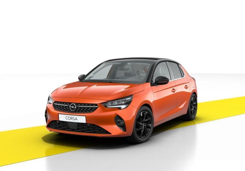 OPEL Corsa 1.2 100 CV Elegance Orange Fizz Km 0 6X0B8X6-a-v1