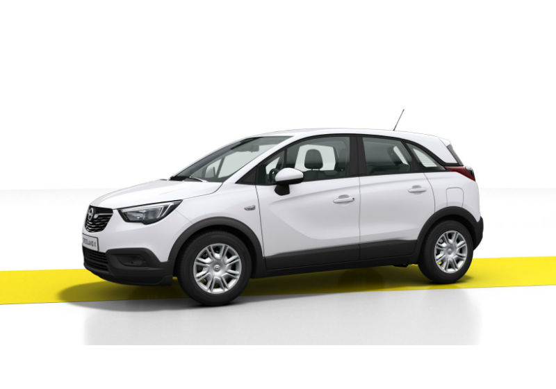 OPEL Crossland X 1.2 12V Advance Summit White Km 0 ESFN0-a1
