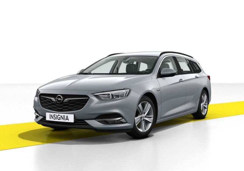 OPEL Insignia 1.6 CDTI 136 S&S aut.Sports Tourer Business Satin Steel Grey Km 0 HZ0BSZH-a