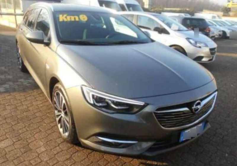 OPEL Insignia 1.6 CDTI 136 S&S aut.Sports Tourer Innovation Satin Steel Grey Km 0 7G0BHG7-a