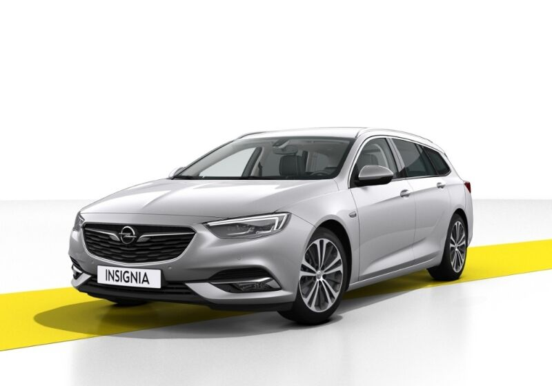 OPEL Insignia 1.6 CDTI 136 S&S Sports Tourer Innovation Switchblade Silver Km 0 890B798-insignia-v1