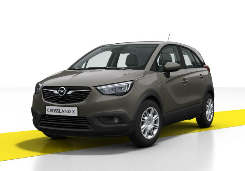OPEL Crossland X 1.2 12V Advance Moonstone Grey Km 0 B20B32B-1