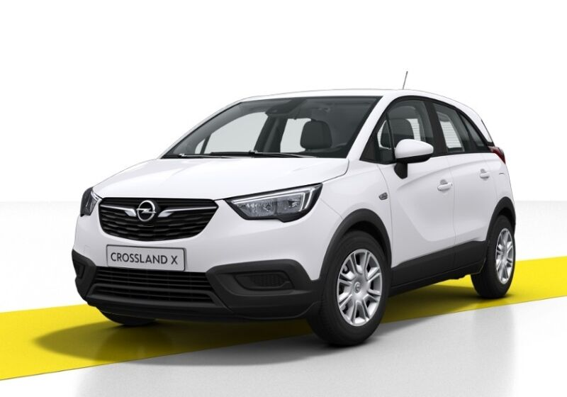 OPEL Crossland X 1.2 12V Advance Summit White Km 0 JP0B6PJ-aa