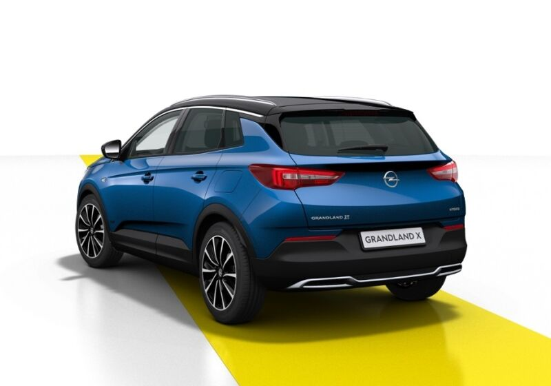OPEL Grandland X 1.6 Hybrid4 plug-in awd auto Topaz Blue Km 0 DZ0BNZD-image-1--v1