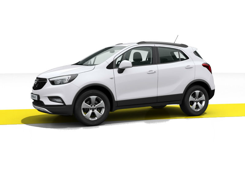 OPEL Mokka X 1.4 Turbo Ecotec 120CV 4x2 Start&Stop Advance Summit White Km 0 8FW0WF8-a