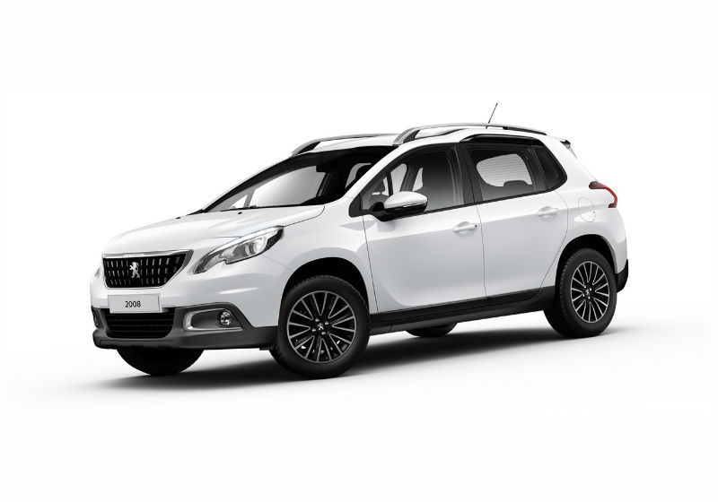 PEUGEOT 2008 PureTech Turbo 110 S&S Active Bianco Banchisa Km 0 3MV0VM3-a1