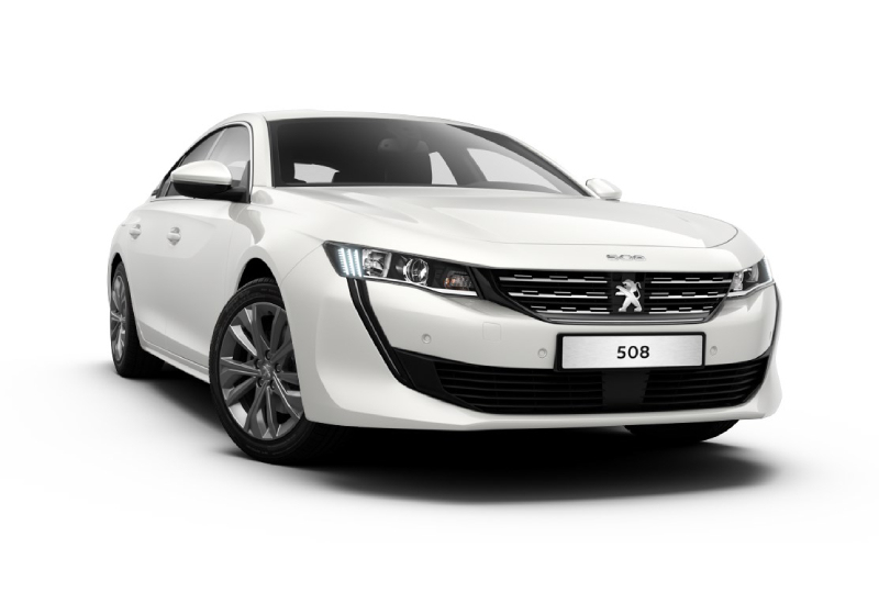 PEUGEOT 508 BlueHDi 130 EAT8 Stop&Start Business Bianco Banchisa Km 0 FJYI4-a