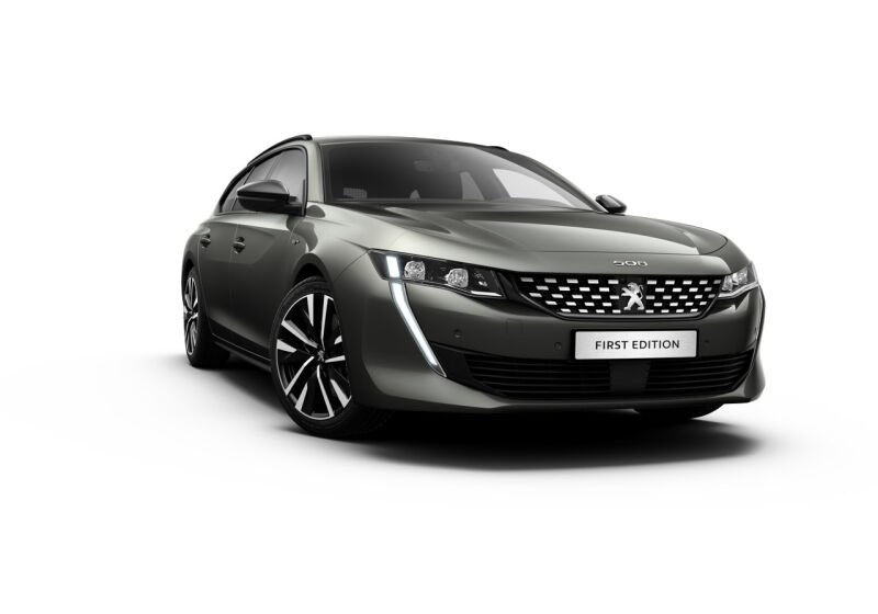 PEUGEOT 508 BlueHDi 180 EAT8 Stop&Start SW First Edition Grigio Amazonite Km 0 EB0BYBE-a-v1