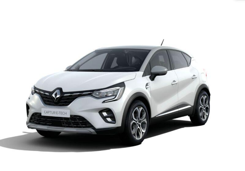 RENAULT Captur 1.6 plug-in hybrid Intens E-Tech 160cv auto Bianco Nacré Km 0 A30B93A-a_2021_01_21_16_07_02