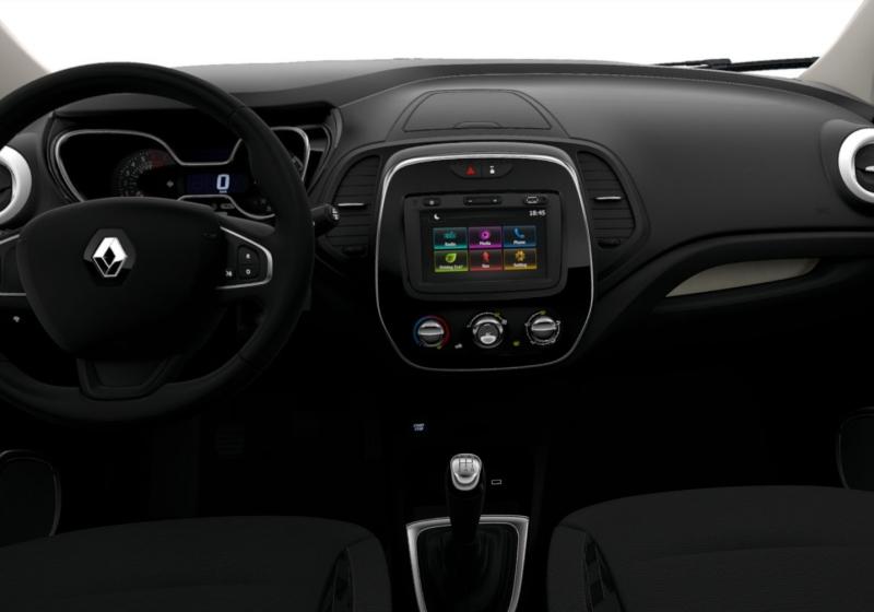 RENAULT CAPTUR dCi 90CV Sport Edition Blu Petrolio Km 0 0000V5I-f