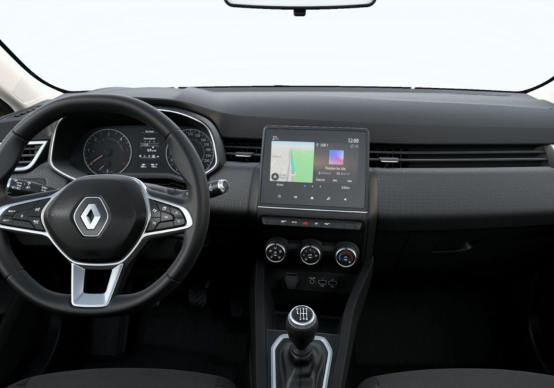 RENAULT Clio Blue dCi 8V 85 CV 5 porte Zen Brun Vision Km 0 0000VRF-f