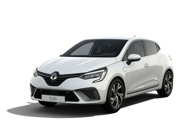 RENAULT Clio Hybrid E-Tech 140 CV 5 porte R.S. Line Bianco Ghiaccio Km 0 5B0CKB5-schermata-2021-06-30-alle-16.33.42_2021_06_30_16_37_27