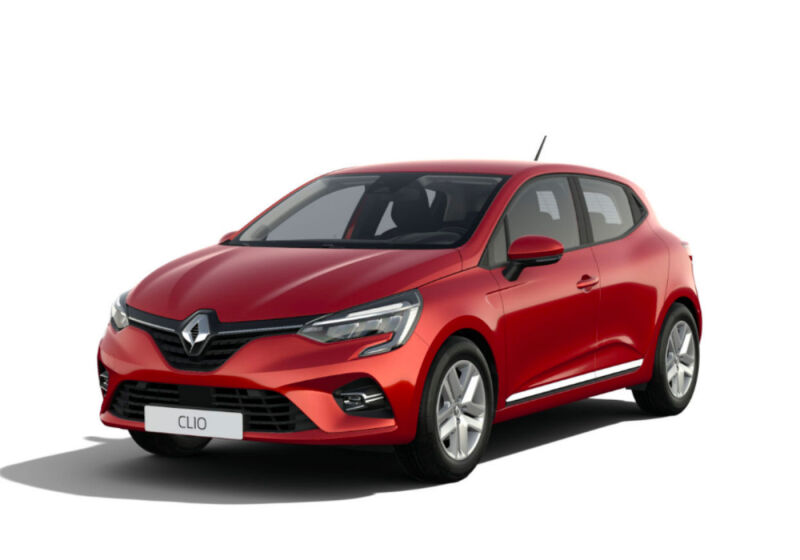 RENAULT Clio TCe 12V 100 CV 5 porte Zen GPL MY20 Rosso Passion Km 0 PW0BYWP-a