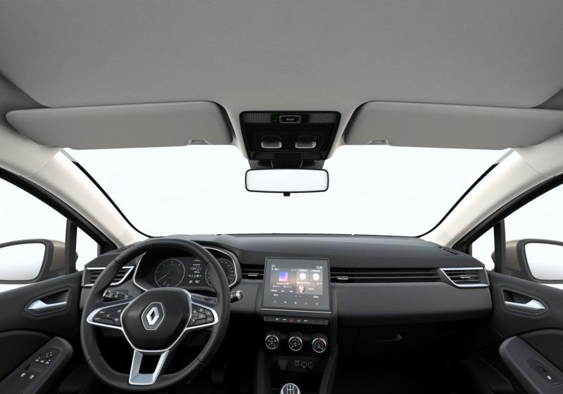 RENAULT Clio TCe 12V 100 CV 5 porte Zen MY20 Brun Vision Km 0 0000VR2-f