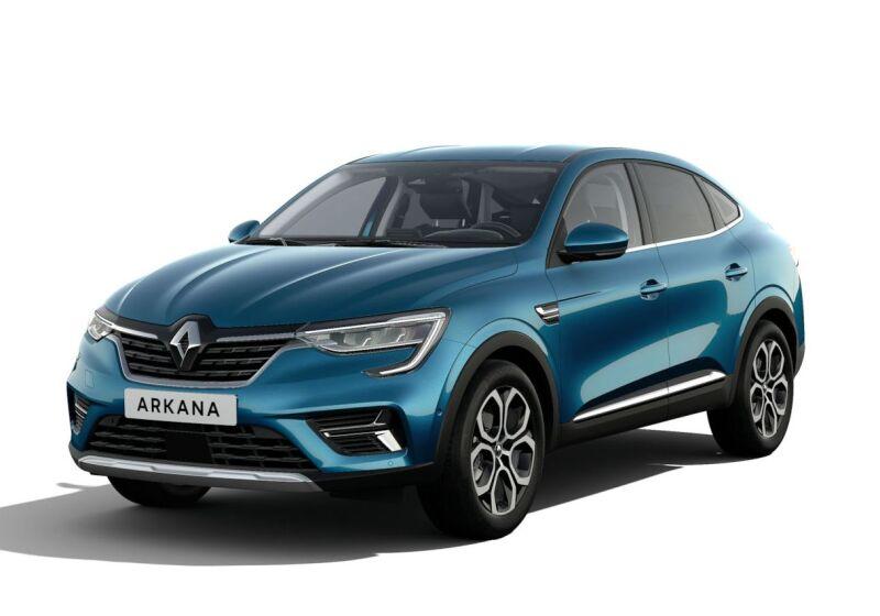 RENAULT Arkana 1.6 hybrid Intens E-Tech 145cv Blu Zanzibar Km 0 8Y0CFY8-intens