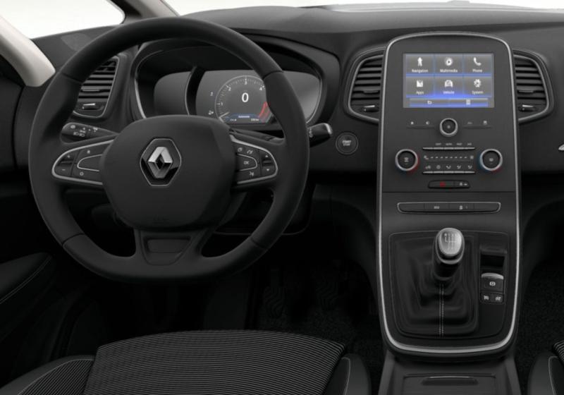RENAULT Grand Scénic Blue dCi 120 CV Sport Edition2 Brun Vision Km 0 K69096K-z