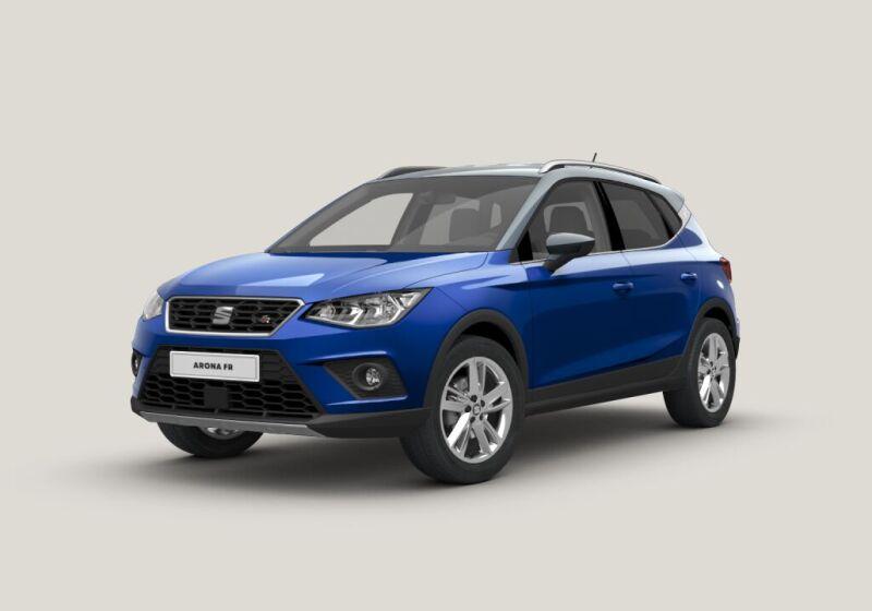 SEAT Arona 1.0 tgi FR 90cv Blu Mistero Km 0 6S0BZS6-seat