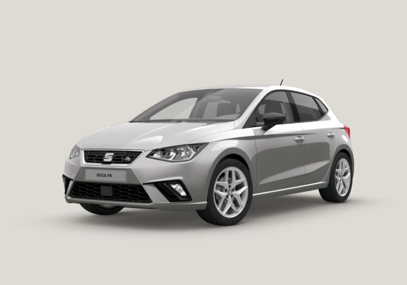 SEAT Ibiza 1.0 EcoTSI 95 CV 5 porte FR Argento Urban Km 0 CS0BZSC-a-v1