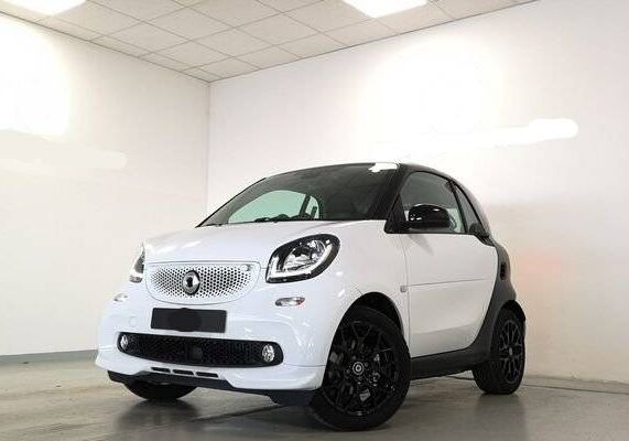SMART Fortwo 0.9 t. Passion White Km 0 7Q0BHQ7-a