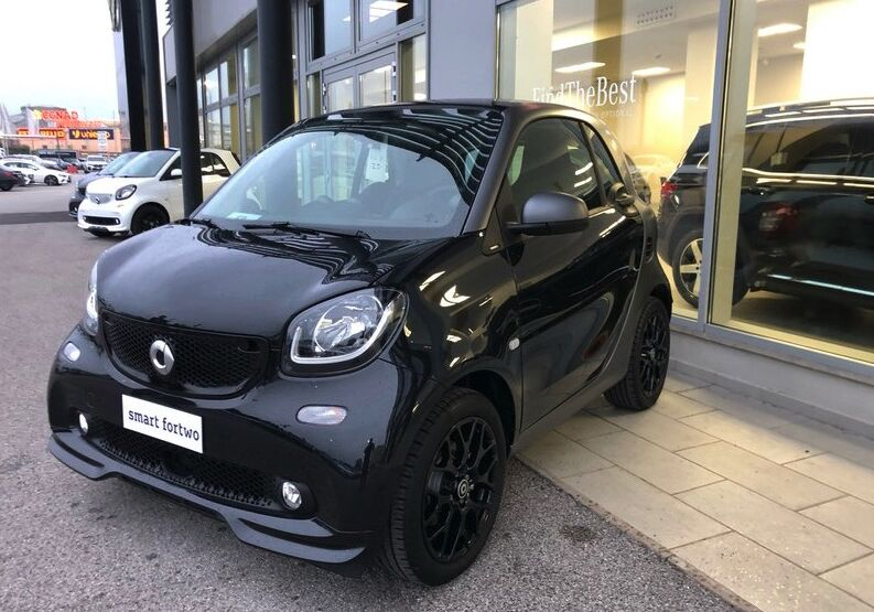SMART Fortwo 70 1.0 twinamic Superpassion Black Km 0 G20BN2G-1