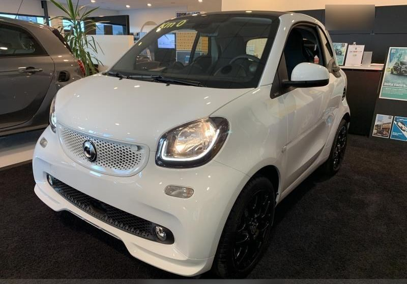 SMART Fortwo 70 1.0 twinamic Superpassion White Km 0 NP0BEPN-1_censored
