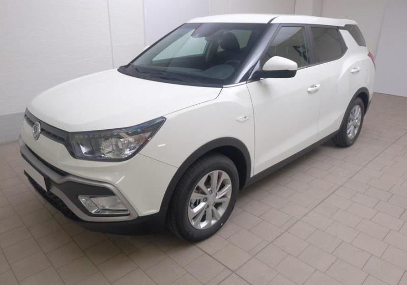 SSANGYONG XLV 1.6 2WD Bi-fuel GPL Road Grand White Km 0 8BFR9-A