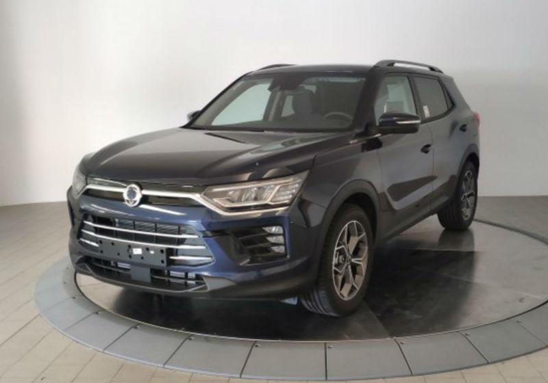 SSANGYONG Korando 1.6 Diesel 2WD aut. Dandy Blue Km 0 BV0B2VB-a