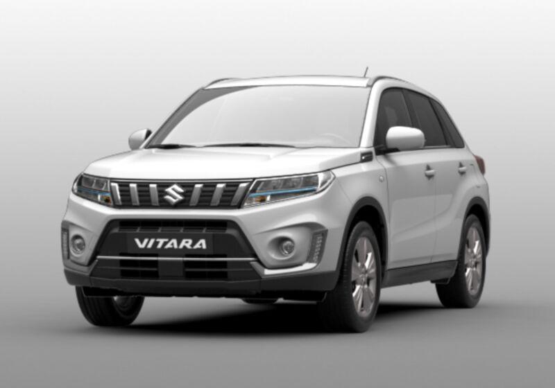 SUZUKI Vitara 1.4 Hybrid 4WD Allgrip Cool Bianco Artico Da immatricolare HQ0BNQH-aa