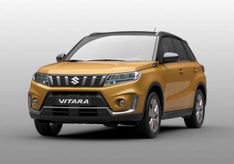 SUZUKI Vitara 1.4 Hybrid 4WD Allgrip Cool Giallo Tibet Rottamazione K50BG5K-a