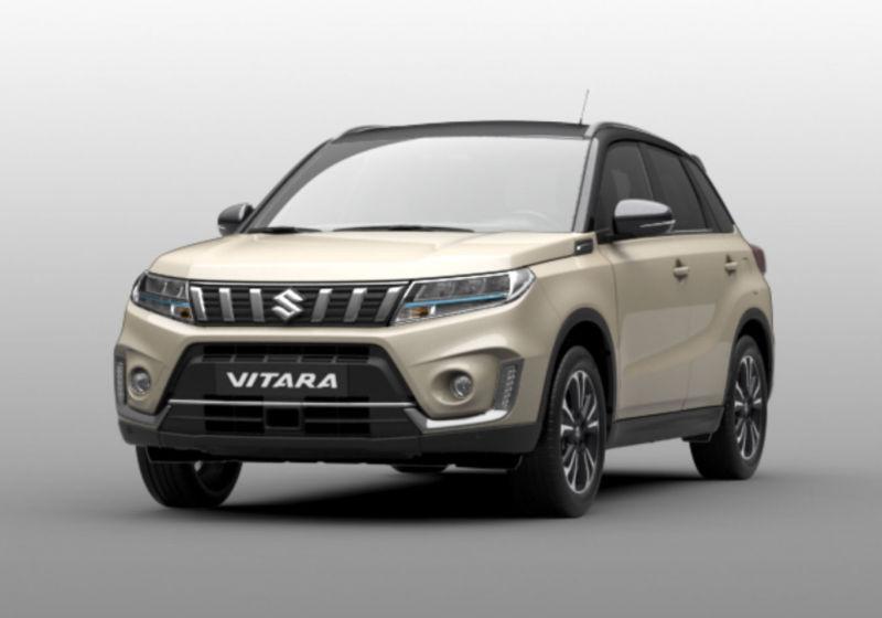 SUZUKI Vitara 1.4 Hybrid 4WD Allgrip Starview Avorio Africa Da immatricolare 650BG56-a