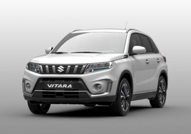 SUZUKI Vitara 1.4 Hybrid 4WD Allgrip Top Bianco Artico Da immatricolare DN0C3ND-aaa