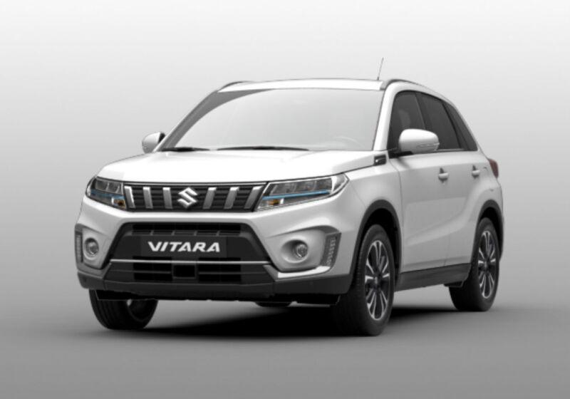 SUZUKI Vitara 1.4 Hybrid 4WD Allgrip Top Bianco Santorini Da immatricolare BN0C3NB-a