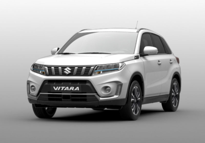 SUZUKI Vitara 1.4 Hybrid 4WD Allgrip Top Bianco Santorini Rottamazione R50BG5R-a