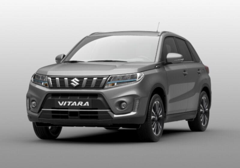 SUZUKI Vitara 1.4 Hybrid 4WD Allgrip Top Grigio Londra Da immatricolare KN0C3NK-aaa